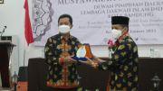 Gelar Musdalub, LDII Diminta Terus Bersinergi dengan Pemkot Bandung