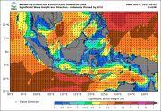 Ada Bibit Siklon di Samudra Hindia, BMKG: Potensi Ombak Tinggi di Laut Selatan Jawa Barat