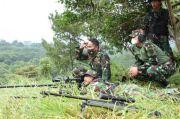 Dilatih Khusus, Satgas Yonif 315/Garuda Siap Diterjunkan ke Papua