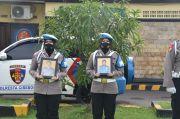 Mangkir Dari Tugas dan Terlibat Narkoba, 2 Anggota Polresta Cirebon Dipecat