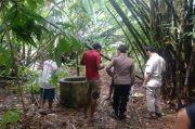 Mayat Wanita Ditemukan di Dalam Sumur Tua di Gowa