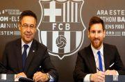 Bantah Bocorkan Kontrak Messi, Bartomeu: Itu Tindakan Ilegal