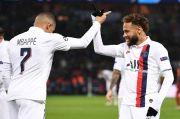 Mbappe Hadir untuk Bantu Neymar
