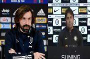 Pirlo Siap Tuntaskan Dendam, Conte Bicara Pengganti Lukaku