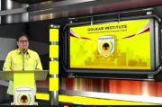 Airlangga: Golkar Institute Terobosan untuk Mencetak Politisi Tangguh