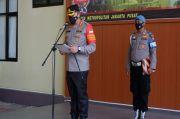 Kapolrestro Jakarta Pusat Canangkan Zona Integritas Bebas Korupsi