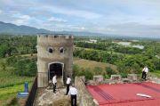 Video Mesum Gemparkan Bone Bolango, Polisi Selidiki Lokasi di Benteng Bersejarah