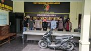 Bawa Kabur Motor dan HP, Remaja di Bangka Barat Diringkus Polisi