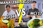 Jerry Andrean Ditantang Masak Juara MasterChef Sebelumnya, Siapa yang Lebih Jago?