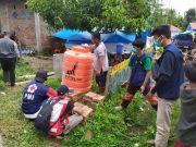 Fasilitas Pasokan Air Bersih untuk Korban Gempa Sulbar Dibangun
