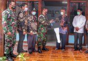 Denpom Lanal Semarang Bedah Rumah Warga Tak Mampu di Magelang dan Demak