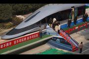 Debut, Kecepatan Prototipe Kereta Cepat China Tembus 620 Kilometer Per Jam