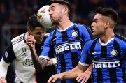 Susunan Pemain Inter Milan vs Juventus: Lautaro vs Ronaldo