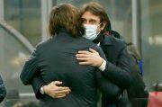 Inter Dikalahkan Juventus, Conte Menolak Singgung Lukaku
