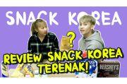 Vanya dan Malvin Review Snack Korea Terenak, Gimana Nih Tanggapannya?