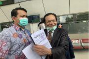 Habib Rizieq Kembali Gugat Penyidik Polisi ke Pengadilan Negeri Jakarta Selatan