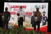 Anies Curhat Susahnya Terkena Covid-19 saat Peluncuran Jakarta Bermasker