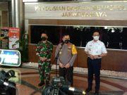Putus Mata Rantai Covid-19, Polda Metro Jaya Luncurkan Gerakan Jakarta Bermasker
