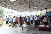 Tekan Kasus COVID-19, Unsur 3 Pilar Jakut Wujudkan Kampung Tangguh Jaya
