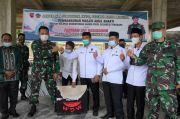 Pangdam XIV Hasanuddin Bantu Pembangunan Masjid di Kendari, Ini Harapan dan Doa Kemenag Sultra
