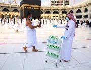 Masjidil Haram di Makkah Terima 7,5 Juta Jamaah dalam 4 Bulan Terakhir