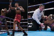 Anthony Joshua KO Dillian Whyte Jadi Kemenangan KO Spektakuler