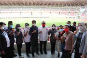 Dampingi DPD RI Tinjau Venue PON, Kemenpora: Saatnya Olahraga Papua dan Nasional Bangkit