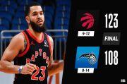 Hasil Lengkap Pertandingan NBA, Rabu (3/2/2021): Harden dan Vanvleet Cetak Rekor