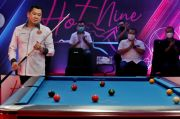 Gelar Turnamen Hot Nine di iNews TV, Ketum POBSI Hary Tanoesoedibjo Angkat Biliar Jadi Industri