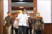 Terima Kunjungan Gubernur NTB, Khofifah Promosikan Kawasan Industri Halal