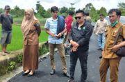 Warga Kritik Proyek Jalan Borong Loe Timur-Bonto Bulaeng