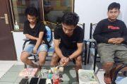 3 Pemuda di Wajo Digerebek Polisi saat Asik Pesta Sabu