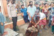 Tulang Belulang Manusia Ditemukan di Pinggir Sungai Ogan, Diduga Santri Hilang