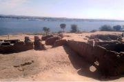 Arkeolog Temukan Reruntuhan Kuil dan Benteng Romawi Kuno di Mesir
