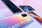Realme X7 dan X7 Pro Debut di India, Ini Spesifikasi dan Harganya