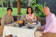 Kabar Duka, Suami Karina Kartika Putri Presiden Soekarno Meninggal Dunia