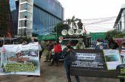 Ada Peredaran Narkoba di Rutan dan Lapas, Kanwilkumhan DKI Jakarta Didemo