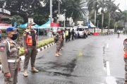 Amankan Kedatangan PM Malaysia, Seratusan Personel Pol PP dan Dishub Jaktim Disebar