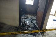 Driver Ojol di Tangsel Kritis Dibakar Istri