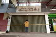 Begini Kondisi Pasar Muamalah Depok Setelah Zaim Saidi Ditangkap Polisi