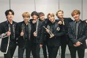 Big Hit Entertainment Buka Lowongan Stylist untuk BTS