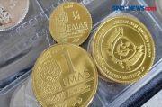 Transaksi Pasar Muamalah Pakai Dinar-Dirham, Wapres: Itu Menyimpang