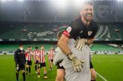 Unai Simon Mentahkan Dua Penalti Real Betis, Bilbao Lolos ke Semifinal