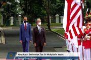Agenda Makan Siang PM Malaysia Bareng Jokowi, Istana: Beliau Request Rendang