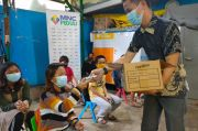 Kunjungi Smart School, MNC Peduli Salurkan Bantuan untuk Anak Jalanan