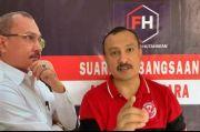 Ferdinand Serang Anies usai Dinobatkan Pahlawan Transportasi Dunia: Anies Tak Bangun Apa-apa