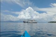 KM Sabuk Nusantara 62 Kandas di Perairan Raja Ampat, Terumbu Karang Hancur
