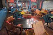 Jakarta Lockdown Akhir Pekan, 750 Restoran Antre Bangkrut