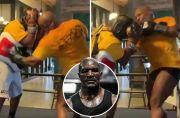 Ganasnya Bogeman Mike Tyson Nyaris Jungkalkan Jawara MMA!