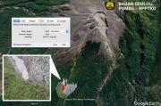 Kubah Lava Baru Gunung Merapi Muncul di Sisi Selatan Kawah